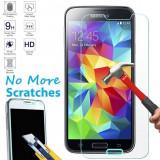 Protectie ecran Folie de sticla Tempered Glass pentru Samsung Galaxy S4 i9500 + cablu date
