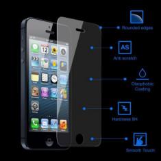 Protectie ecran Folie de sticla Tempered Glass pentru iphone 6 (simplu) + cablu date - Folie de protectie Apple