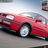 Volkswagen Golf 3 - radiator - Radiator racire Nespecificat