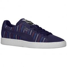 Adidasi PUMA Suede Striped | 100% originali, import SUA, 10 zile lucratoare - e12008 - Adidasi barbati
