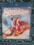 SANTA CLAUS, THE MOVIE (cu DUDLEY MOORE) - film BLUE RAY (original din ANGLIA, in stare IMPECABILA!!!), BLU RAY, Engleza