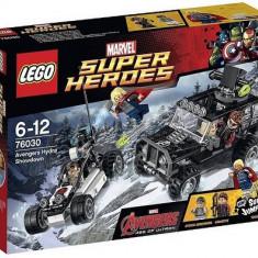 LEGO® Super Heroes™ Confruntarea dintre Razbunatori si Hydra - 76030