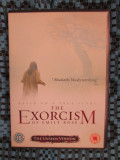 THE EXORCISM OF EMILY ROSE - film HORROR DVD, 2005  (original din Anglia, in stare impecabila!!!)