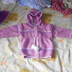 Jacheta mov, in stare foarte buna, pentru fetite 2-3 ani, Fete