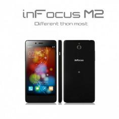 Smartphone InFocus M2 Tehnologie 4G, Android 4.4, 1 GB RAM, garantie 12 luni, 3 zile retur