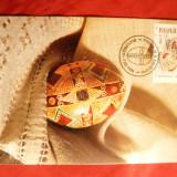 Maxima - Oua Incondeiate de Pasti, stampila Prima Zi 1999