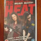 THE HEAT- film COMEDIE DVD - cu SANDRA BULLOCK (original din Anglia, in stare impecabila!!!), Engleza