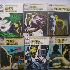 Editura Dragon - 6 carti politiste - Carte politiste