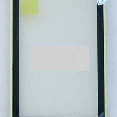 Touchscreen cu Rama Nokia N8 Green original - Touchscreen telefon mobil