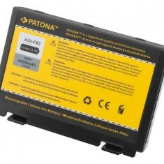 1 PATONA | Acumulator laptop pt Asus A32-F82 A32 F82 K40 K50 K51 K60 K61 K70 P50 - Baterie laptop PATONA, 4400 mAh