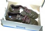 Pantofi sport Londsdale Camden 45 / 10.5, 44, Maro, Piele naturala, Lonsdale