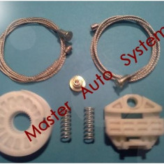 Kit reparatie macara geam Opel Vectra B (pt an fab.'96-'02)spate stanga