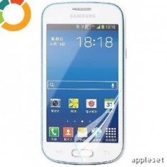 Folie Samsung Galaxy Trend Lite S7390 S7392 Transparenta