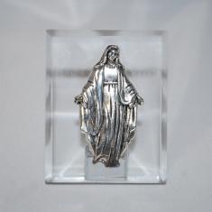 Marturii nunta/botez Iconita icoana Maica Domnului in Relief, marturie iconite