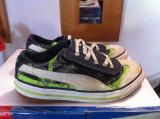 Pantofi sport puma pentru copii unisex mar.31, Bleu