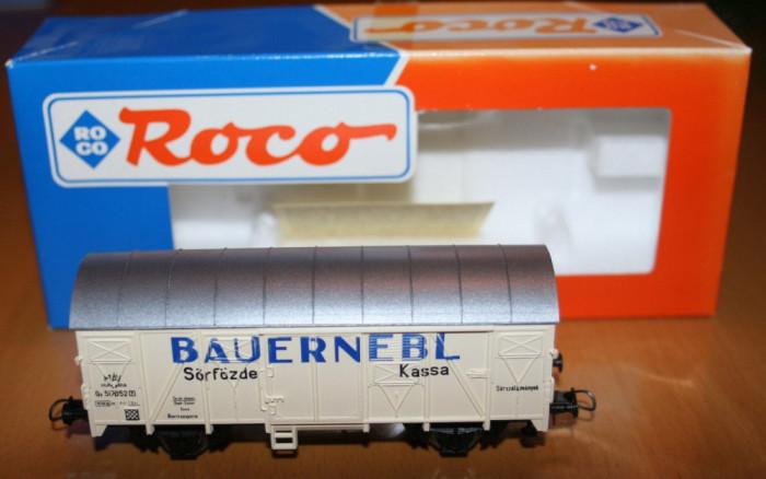 Macheta vagon - Roco HO