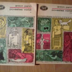 k3 Anton Pann - Povestea vorbii (2 volume)