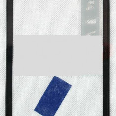 Touchscreen cu rama Nokia X6 black original - Touchscreen telefon mobil