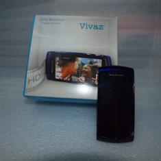 Telefon Mobil Sony-Ericsson Vivaz U5i, Albastru, Neblocat