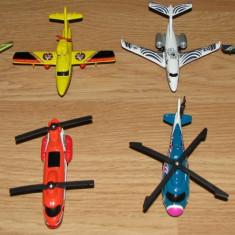 = Set 8 machete avioane si elicoptere militare die-cast = - Macheta Aeromodel Matchbox
