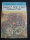 BALADE POPULARE ROMANESTI * BIBLIOTECA PENTRU TOTI COPIII 79