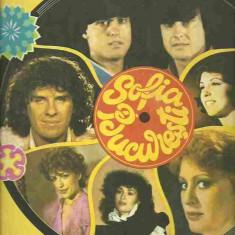 SOFIA BUCURESTI (DISC VINIL, LP) - Muzica Dance electrecord