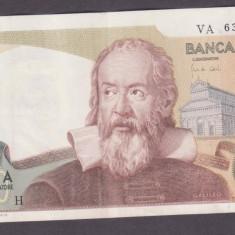 BANCNOTA ITALIA - 2.000 LIRE 1973 - PORTRET GALILEO