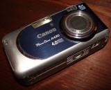 CANON PowerShot A430, Compact, Sub 5 Mpx, 4x