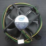 Cooler Intel 775,  Original, Pasta siliconica din fabrica, NOU!