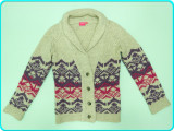 FRUMOASA → Jacheta / jerseu dama, amestec lana, NKD → fete, femei | marimea M