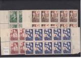 FINLANDA - 1941, 10 SERII ORIGINAL GUM, SEE SCANS - LOT 1 ST