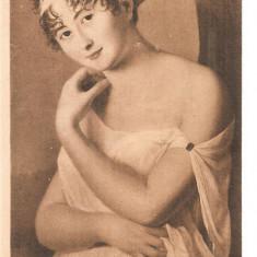 CPI (B5147) MUSEE DE VERSAILLES, Mme MORIN - Mme RECAMIER, EDITURA LEVI ET NEURDEIN, ARTA, NECIRCULATA,, Fotografie