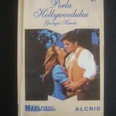 GEORGIA HARRIS - PERLA HOLLYWOODULUI {ALCRIS, 2010} - Roman dragoste
