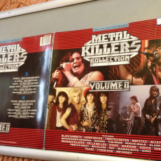 METAL KILLERS COLLECTION -2LP BOXSET :Black Sabbath.. (1976/CBS REC/RFG )-VINIL - Muzica Rock Columbia