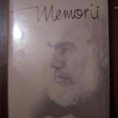 VALERIU ANANIA - MEMORII (EDITIE CARTONATA), POLIROM, 2011 - Roman