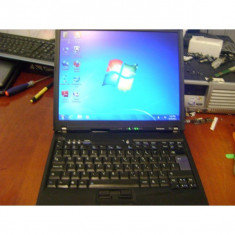 Laptop second hand Lenovo ThinkPad T60 - Laptop Lenovo, Diagonala ecran: 14, Intel Core 2 Duo, 80 GB