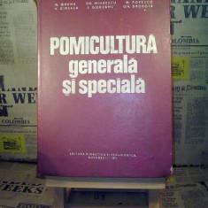 Nicolae Ghena - Pomicultura generala si speciala