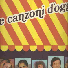 LE CANZONI D'OGGI (DISC VINIL, LP) - Muzica Pop electrecord