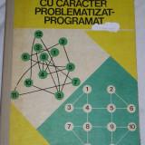 RWX 42 - CHIMIE ORGANICA CU CARACTER PROBLEMATIZAT-PROGRAMAT - NESFANTU - 1978 - Carte Chimie