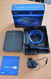 Vand Router Wireless-N 300 Linksys E900., 4, 1