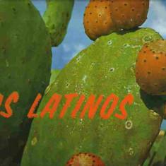 LOS LATINOS (DISC VINIL, LP)