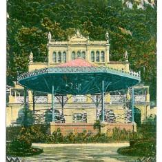 2131 - Baile HERCULANE - old postcard - used - 1929 - Carte Postala Banat dupa 1918, Circulata, Printata