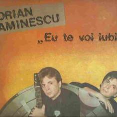 Adrian Daminescu - EU TE VOI IUBI (DISC VINIL, LP) - Muzica Pop electrecord
