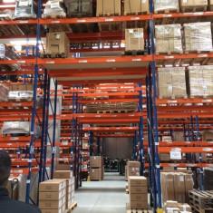 Rafturi pentru paleti Stow, 800 kg/palet - Raft/Etajera