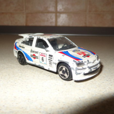 Burago 1/43 ford escort rs cosworth - Macheta auto Bburago