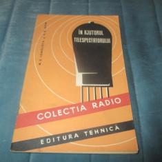 COLECTIA RADIO, N.Z. LOMOZOVA, S.D. LEVIN - IN AJUTORUL TELESPECTATORULUI 1960