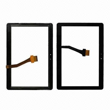 Touchscreen Samsung Galaxy Tab 2 10.1 P5100/P5110/N8000/N8010/N8013/N8020 Original black foto