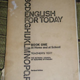 MCC2 - ENGLISH FOR TODAY