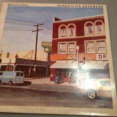 BILLY JOEL - STREETLIFE SERENADE (1975 / CBS REC /HOLLAND ) - DISC VINIL/VINYL - Muzica Rock Columbia