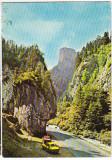 Carte postala circulata  1972 Cheile Bicazului